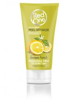 Masca exfolianta pentru fata Lemon Fresh - 170 ml