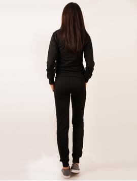 Trening Dama Cu Strasuri Stralucitoare Negru