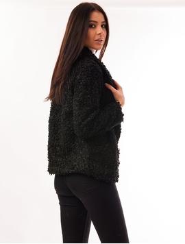 Blanita Dama Cu Buzunare Neagra