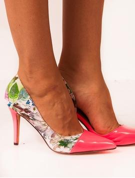 Pantofi Cu Toc Dama