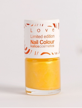 Lac De Unghii Love Limited Edition Yellow
