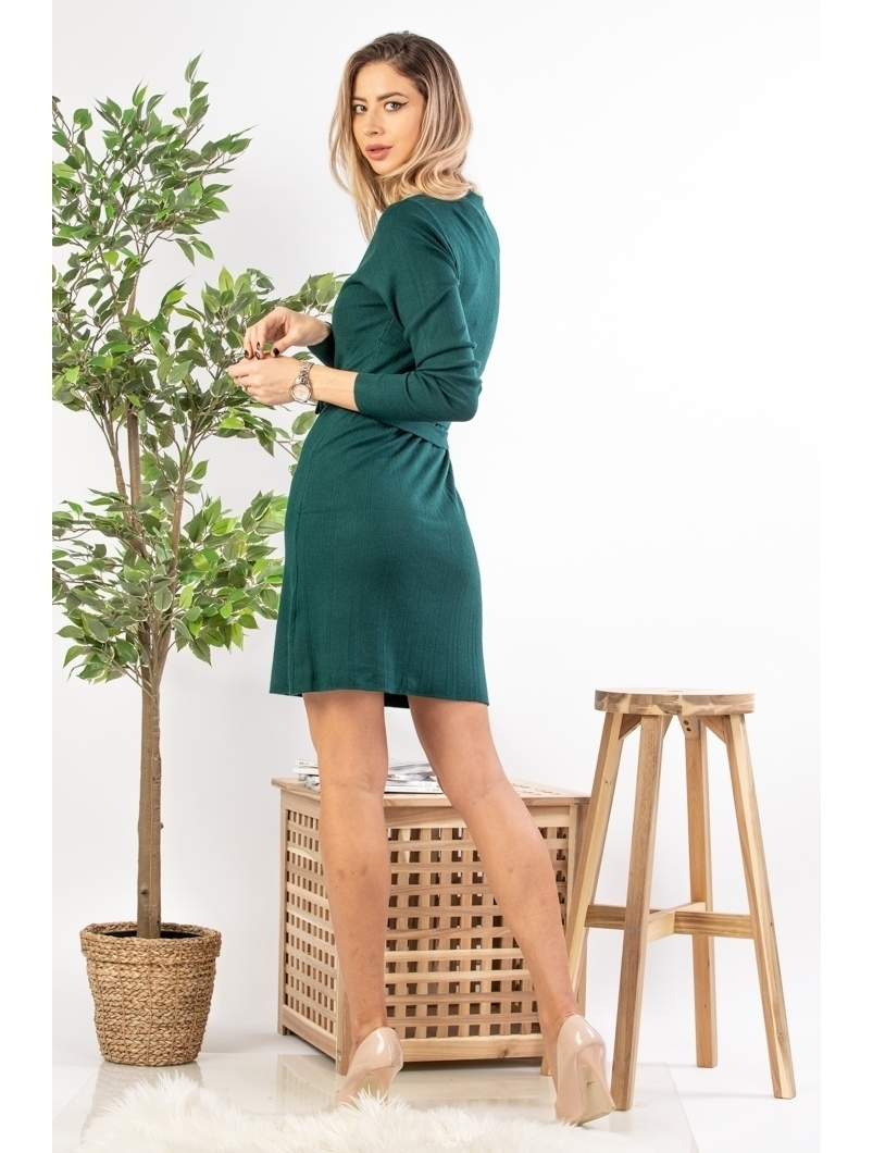 Rochie Dama Dasha Verde