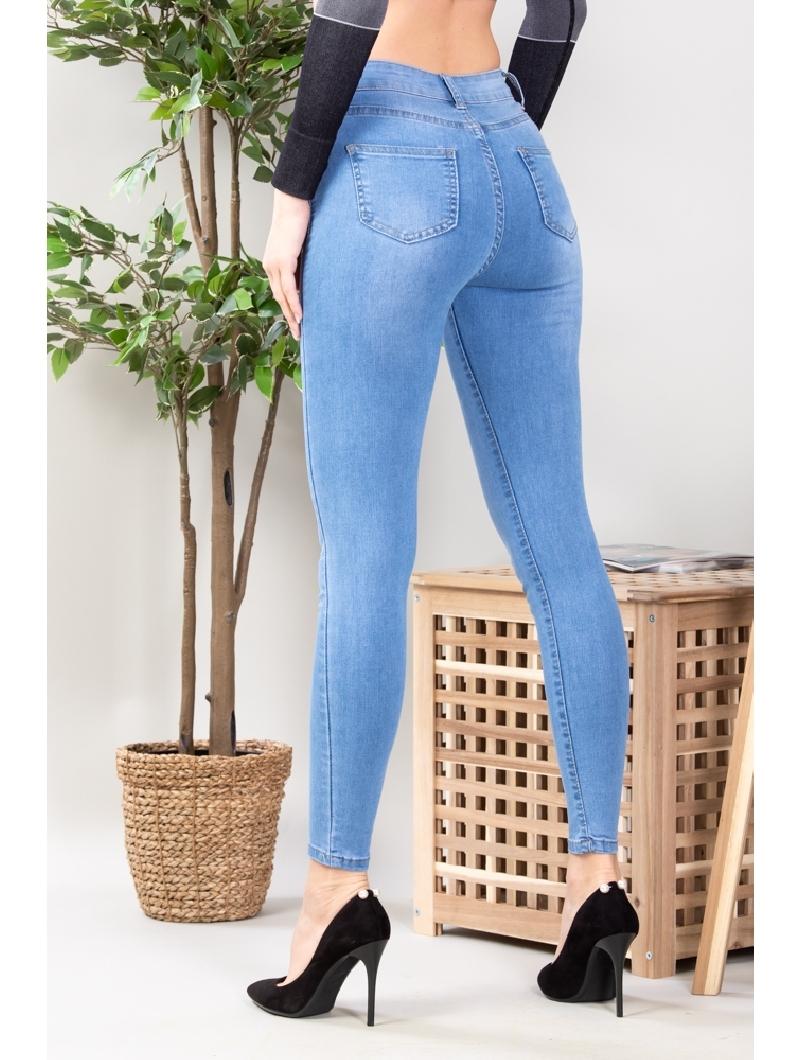 Blugi Dama FaithJeans Bleu
