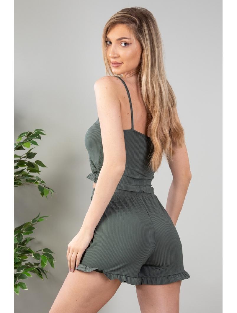 Pijama Dama Perkins Kaki