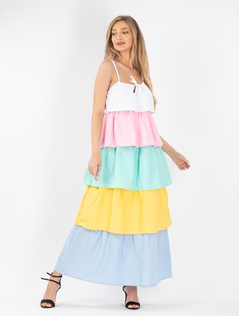 Rochie Dama Blysse Multicolor