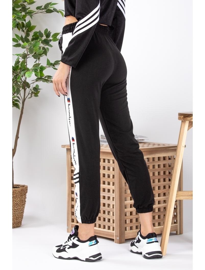 Pantaloni Dama ChampionsOne Negru