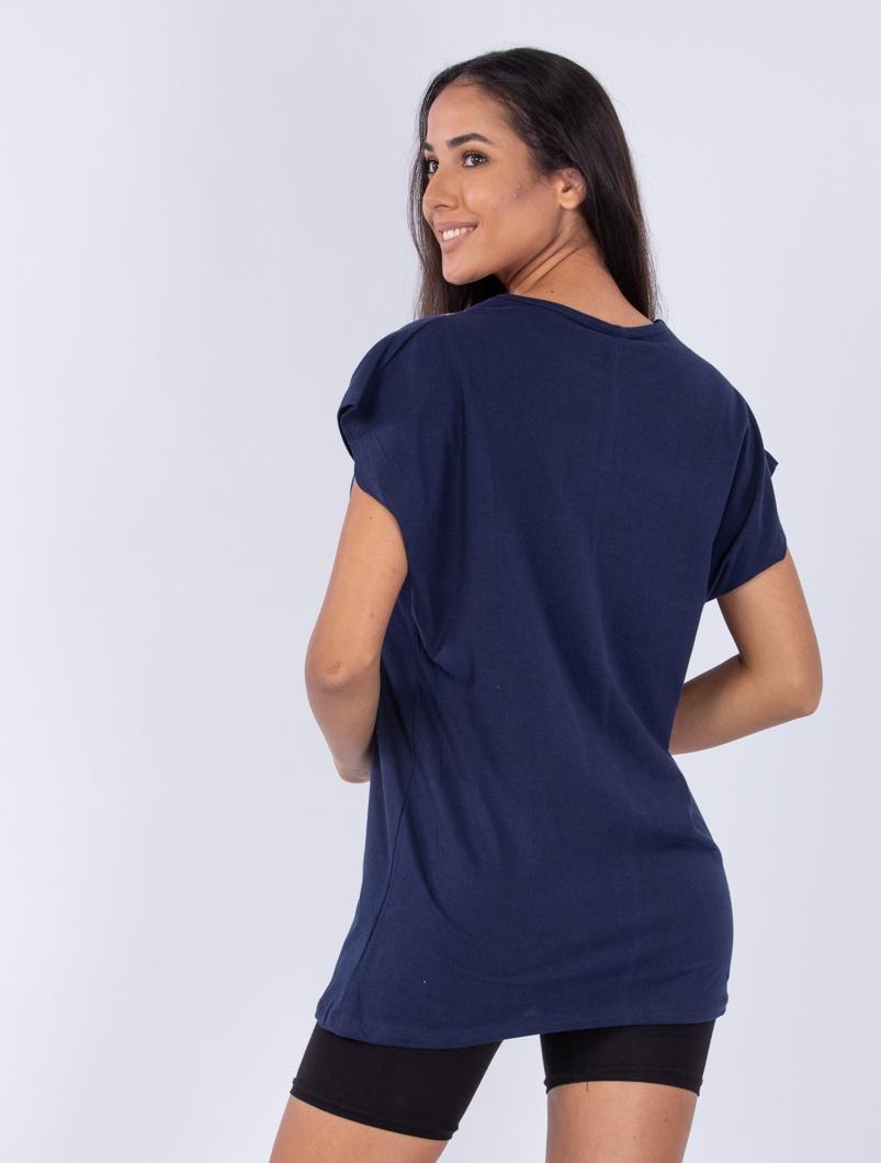 Bluza Dama Dolan Bleumarin