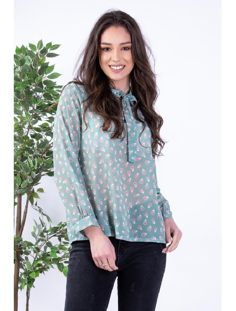 Bluza Dama Beech Vernil