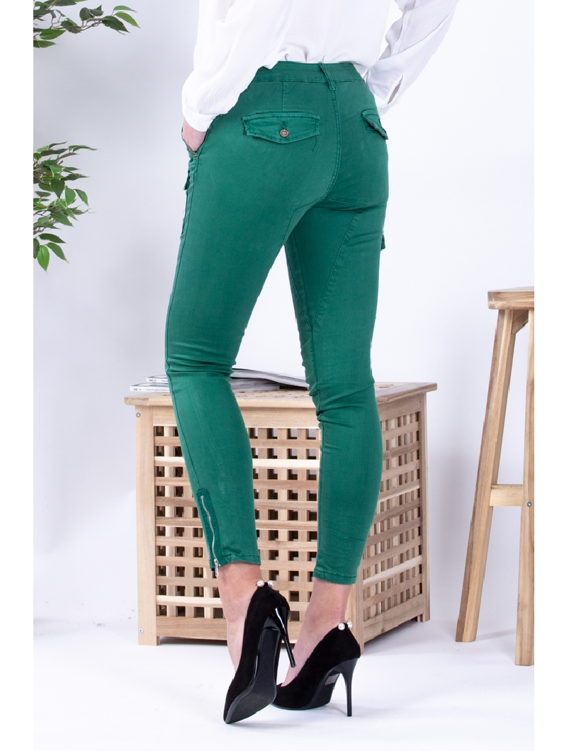 Blugi Dama Reytha Verde