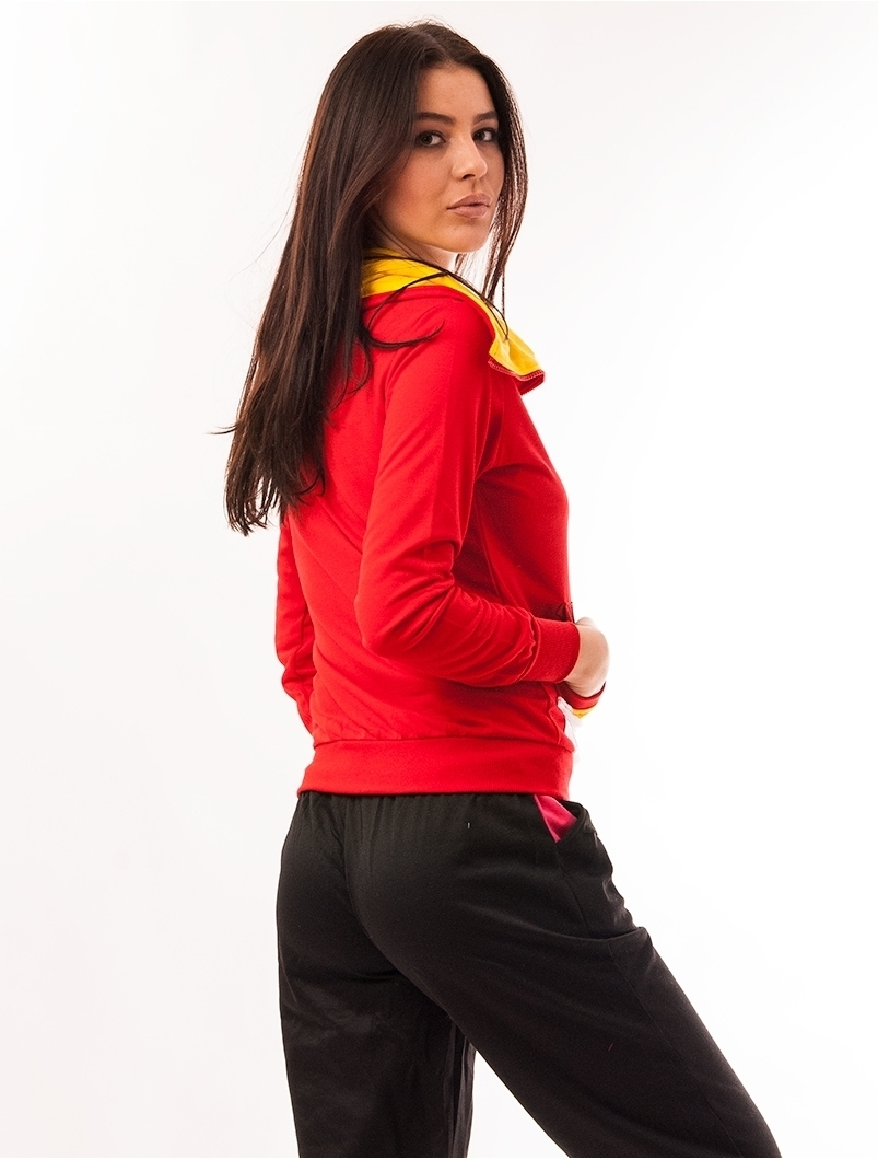 Bluza Dama Sport Cu Un Buzunar After Rosie