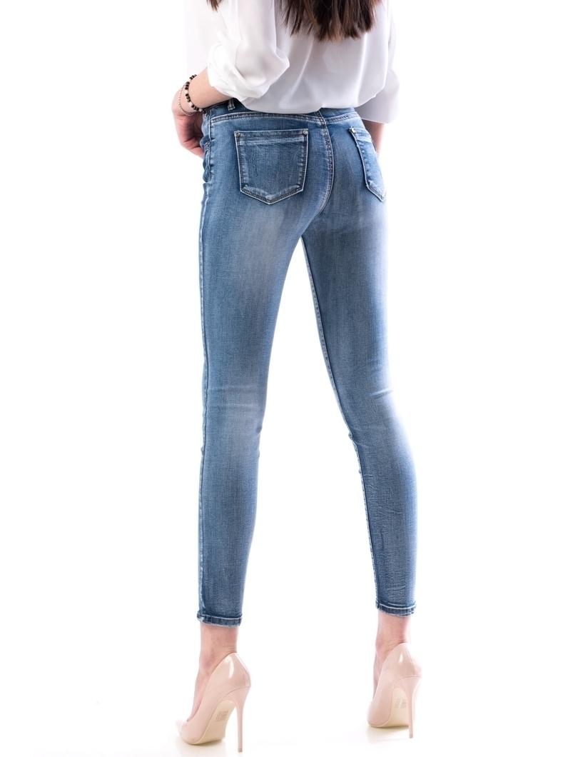 Jeans Dama Reqwy18 Bleumarin