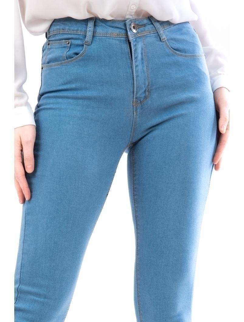 Jeans Dama Reqy123 Bleu