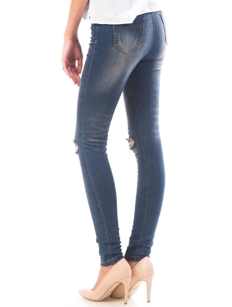 Jeans Dama Drewq14 Bleumarin
