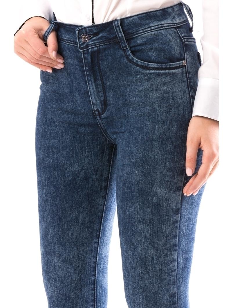 Jeans Dama Jewly Bleumarin