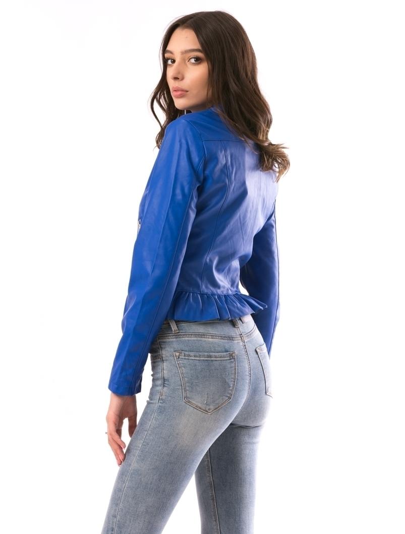 Geaca Dama Thriller98 Albastru