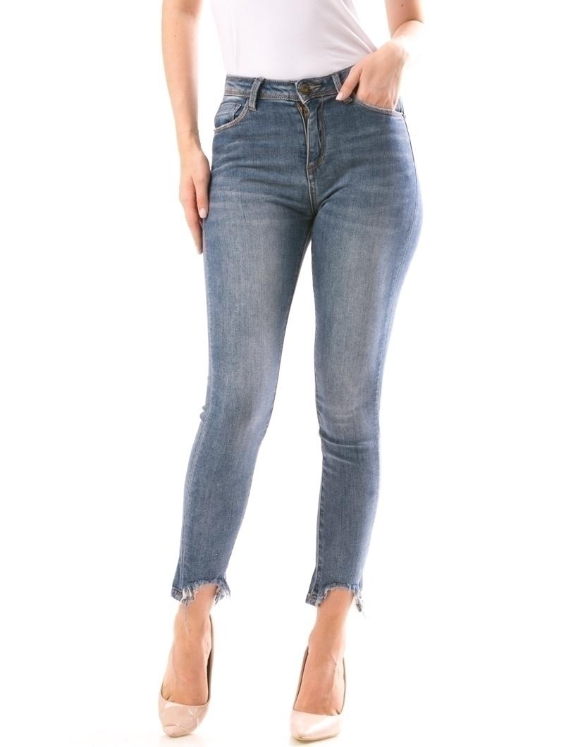 Jeans Dama VSwag Bleu