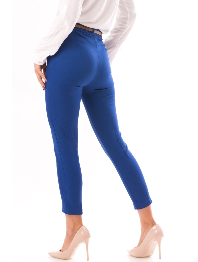 Pantaloni Dama HighStyle Albastru