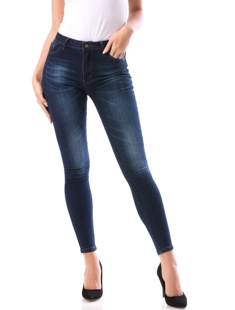 Jeans Dama Jkyty12 Bleumarin