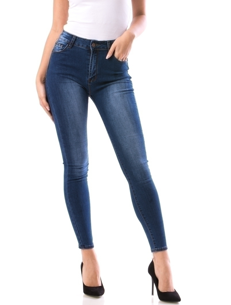 Jeans Dama Jkyty15 Bleumarin