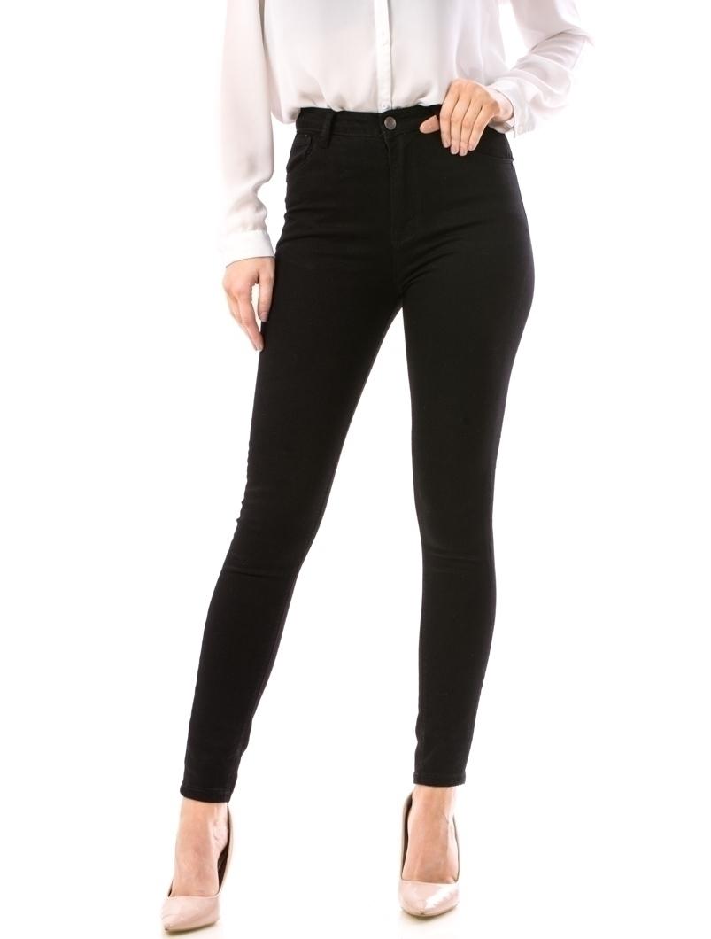 Jeans Dama By177 Negru