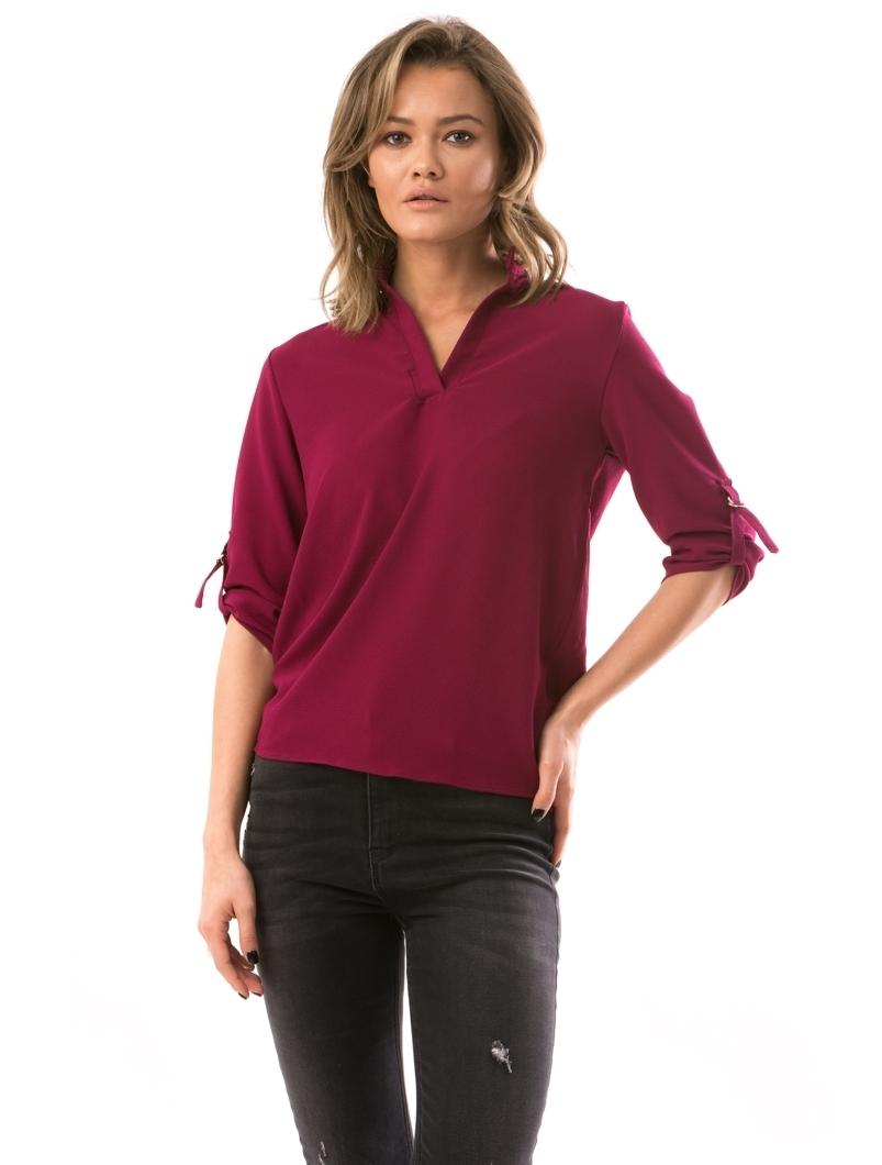 Bluza Dama LucyButton Mov