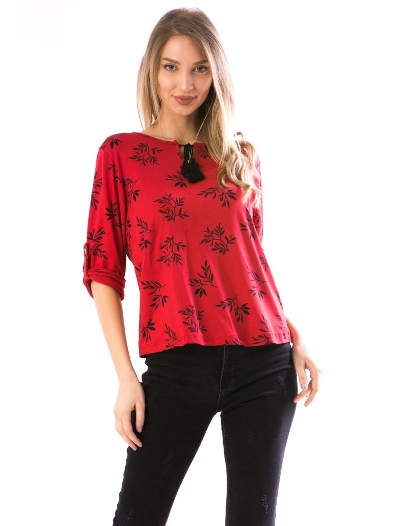 Bluza Dama ShanHy17 Rosu