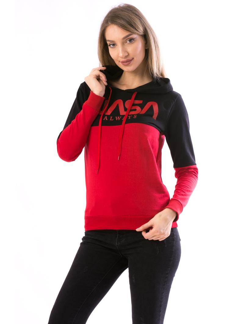 Hanorac Dama NassyA12 Rosu