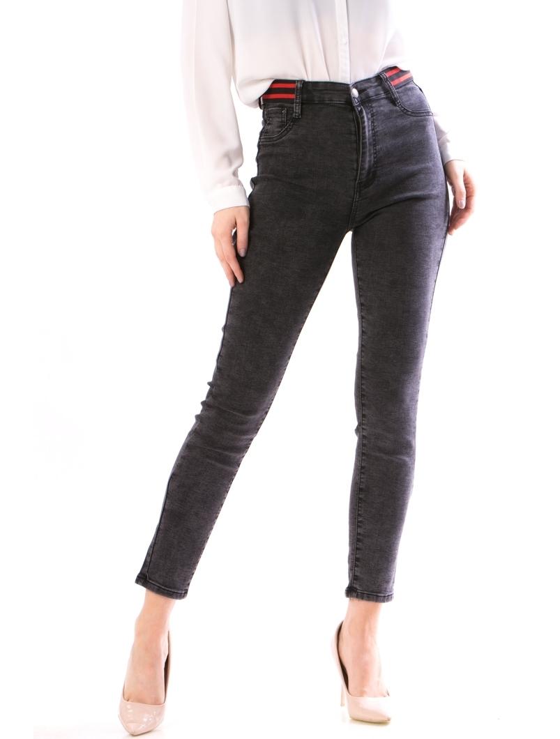 Jeans Dama Je55 Gri