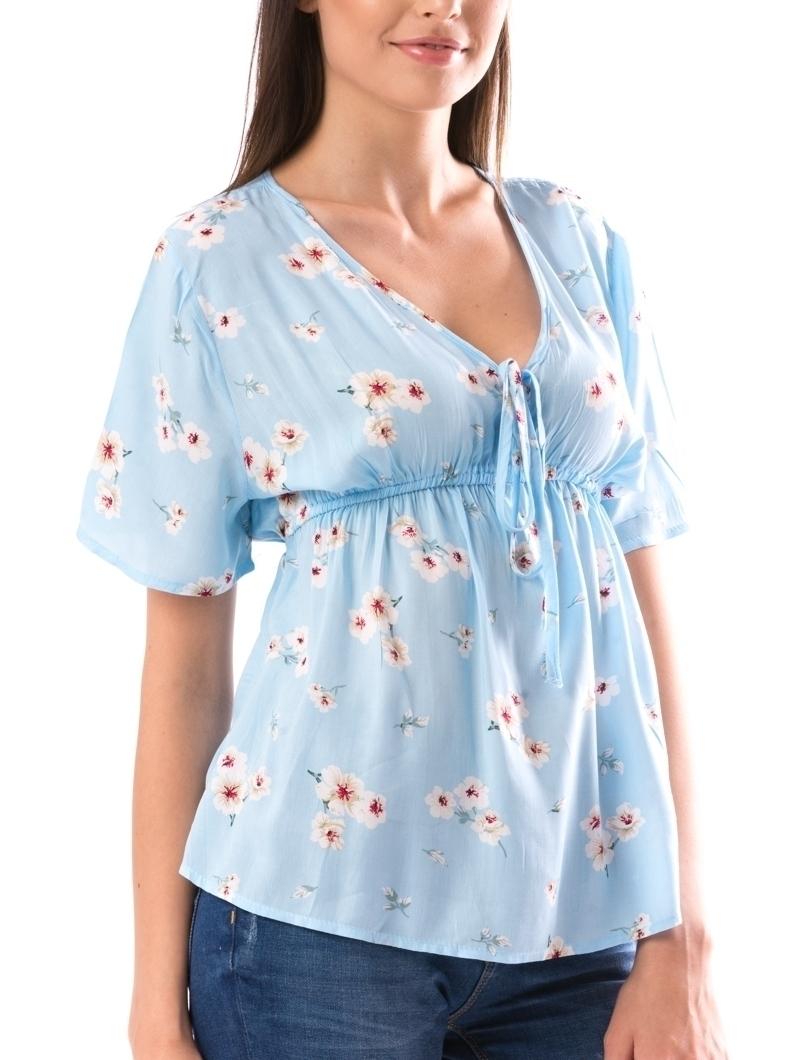 Bluza Dama Gemy32 Bleu