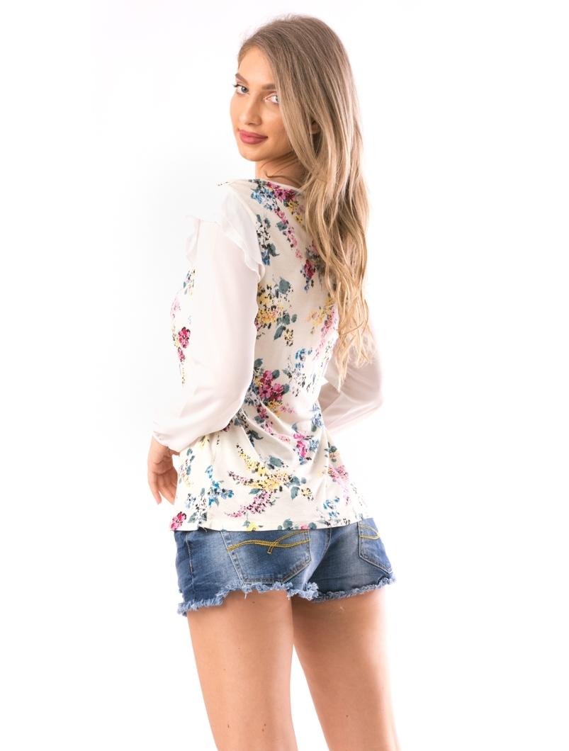 Bluza Dama Frety12 Alb