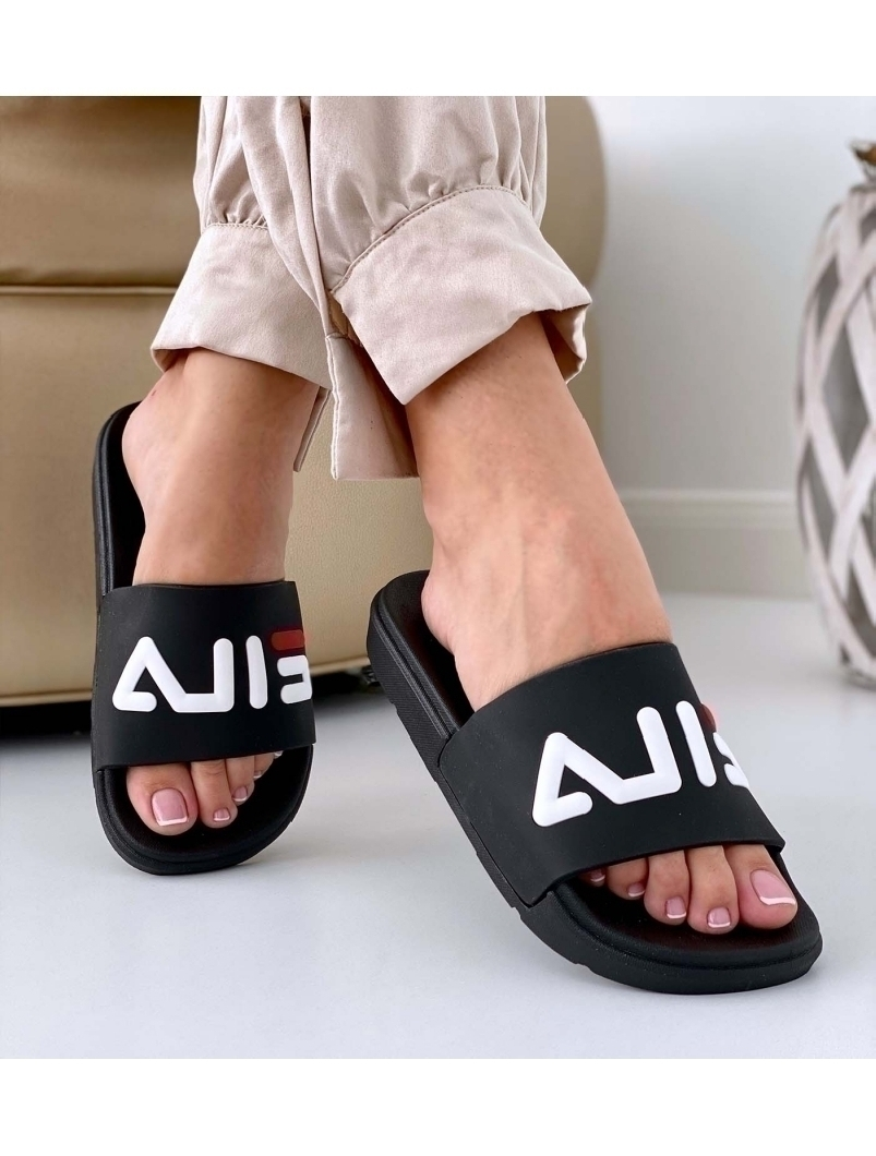 Papuci Dama Eyla Negru