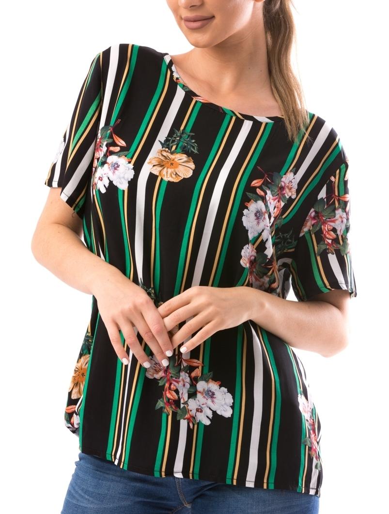 Bluza Dama Forty68 Negru