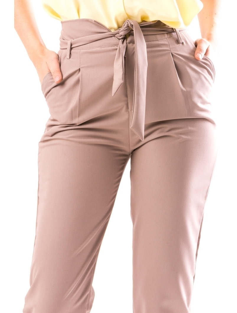 Pantaloni Dama RmyREwTre Bej