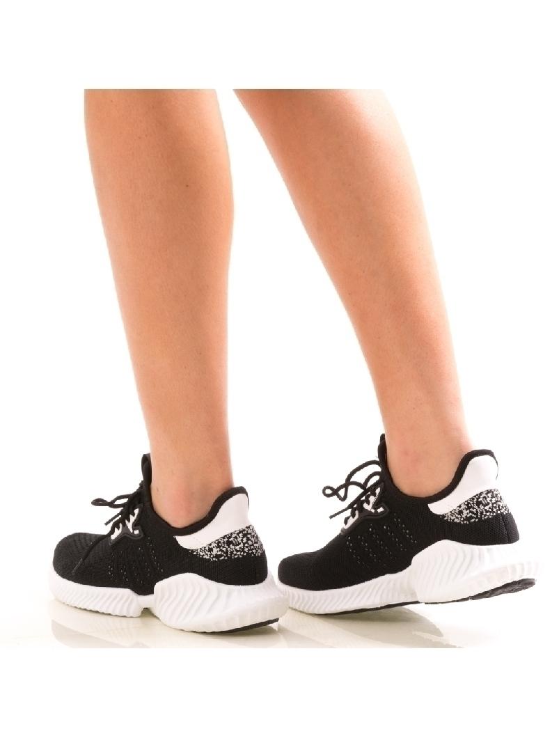 Adidasi Dama RunForFree Negru