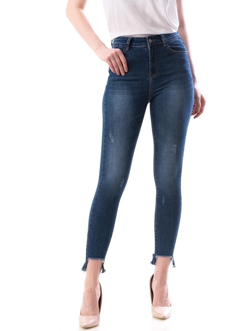 Jeans Dama Onsty17 Bleumarin