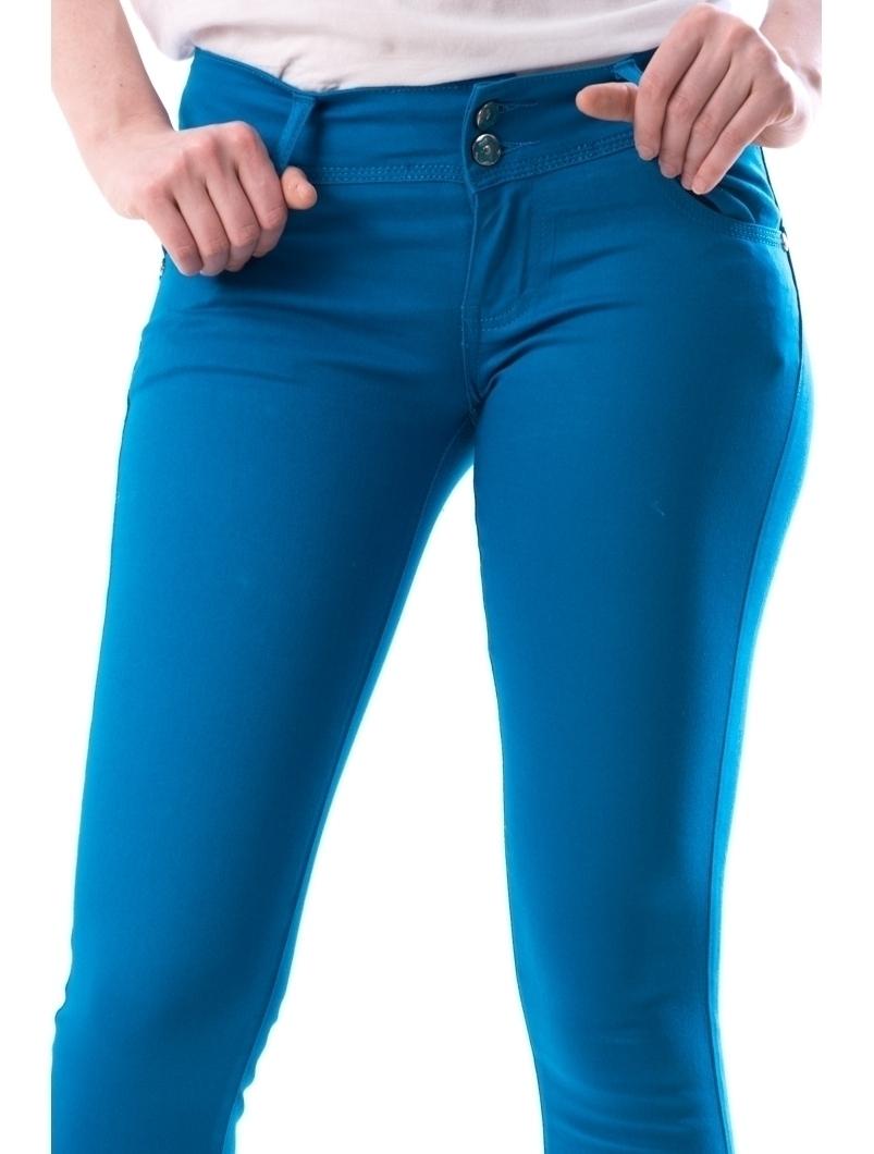 Jeans Dama Jossyt16 Albastru
