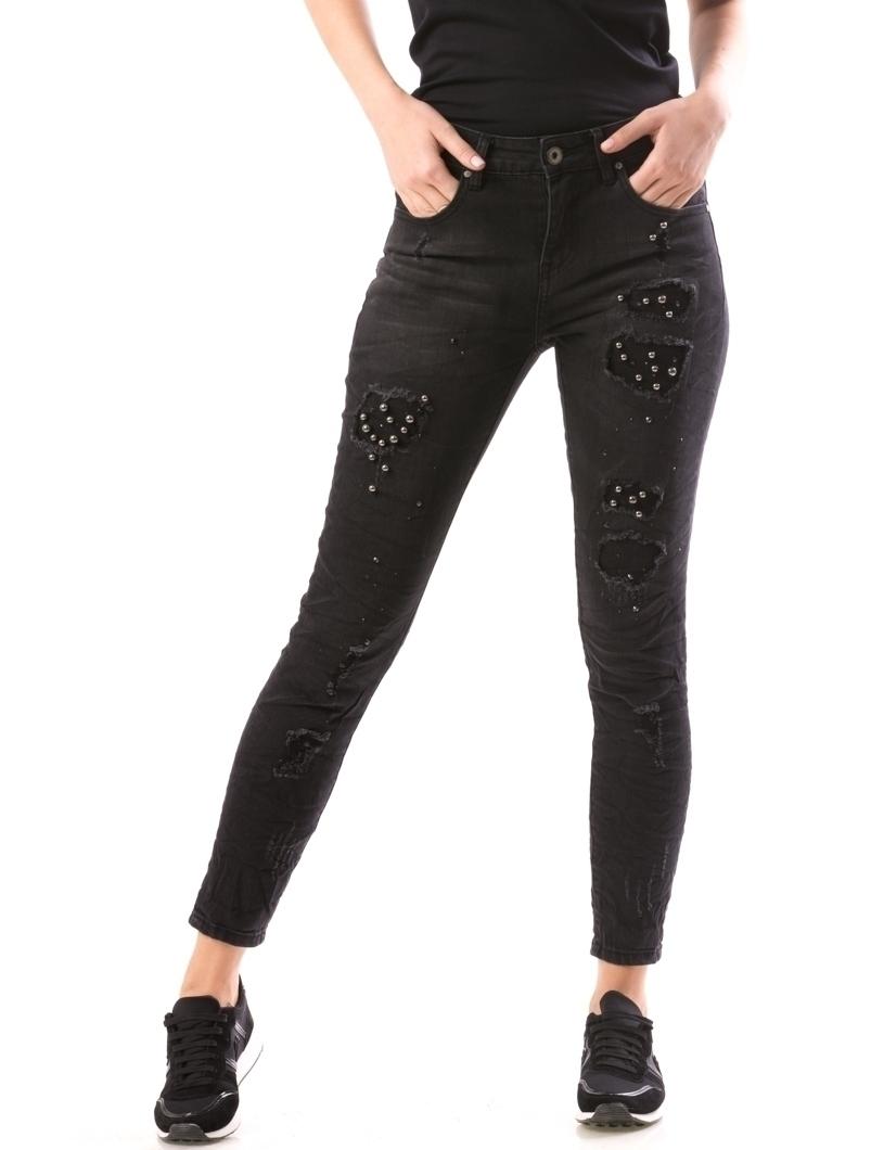 Jeans Dama EightPorto Negru