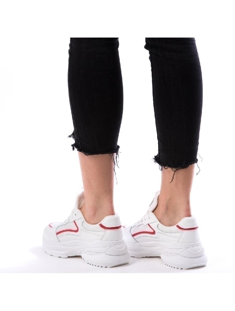 Adidasi Dama HiSpring17 Alb