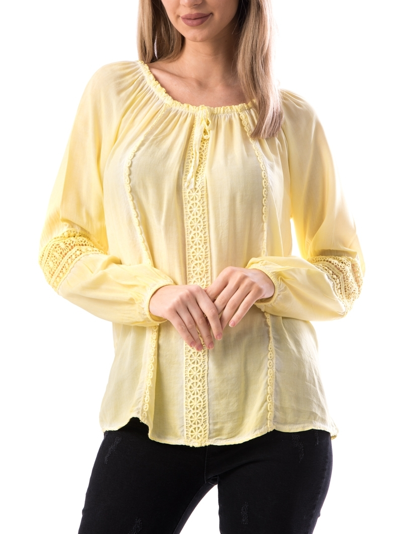 Bluza Dama Juty11 Galben