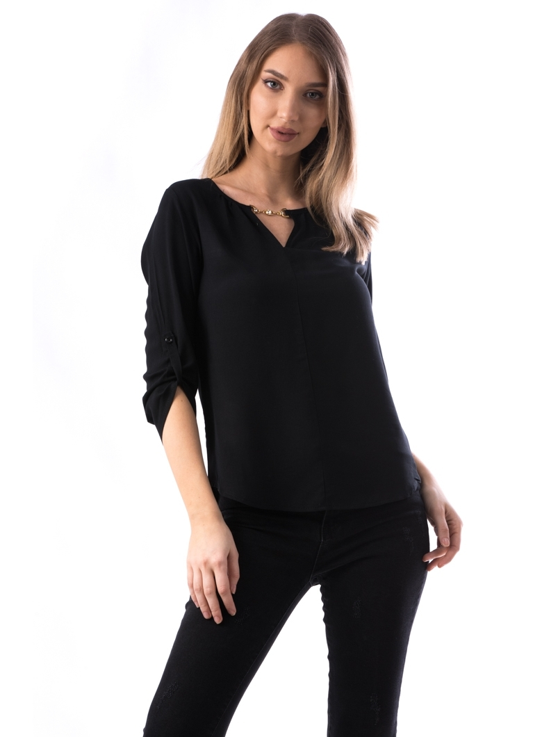 Bluza Dama Cner78 Negru