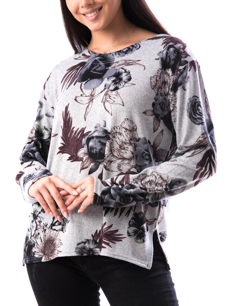 Bluza Dama Zerzy17 Gri