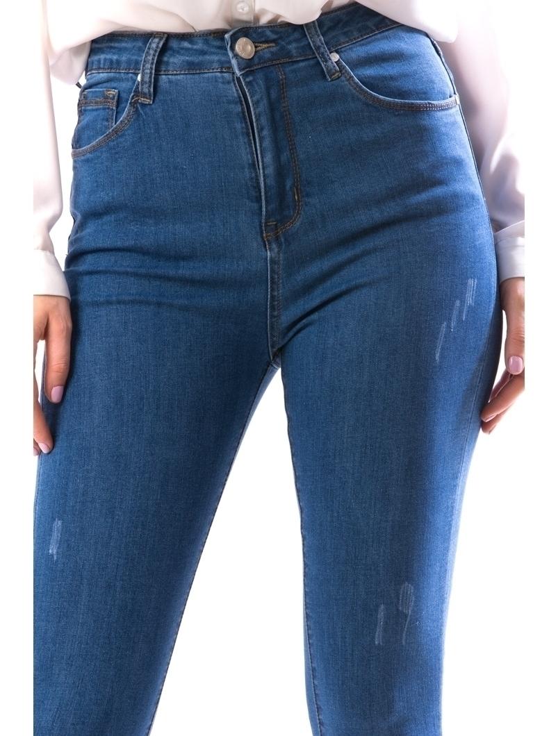 Jeans Dama Xrb103 Bleumarin