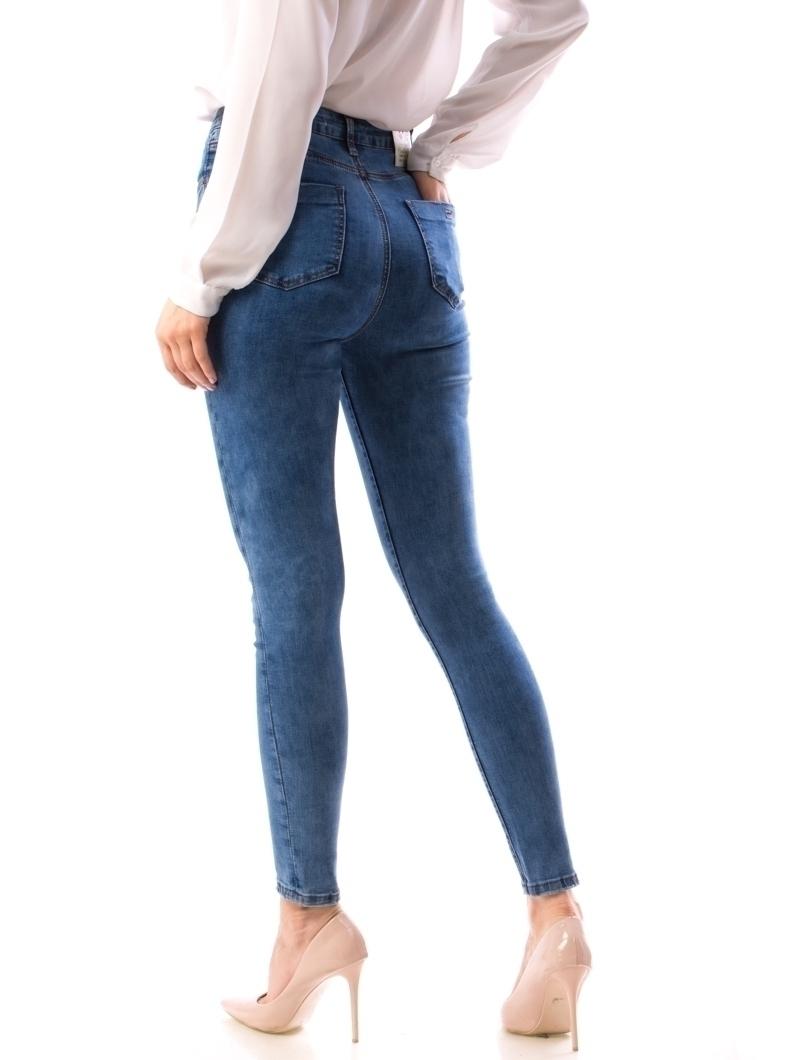 Jeans Dama Xrb104 Bleumarin