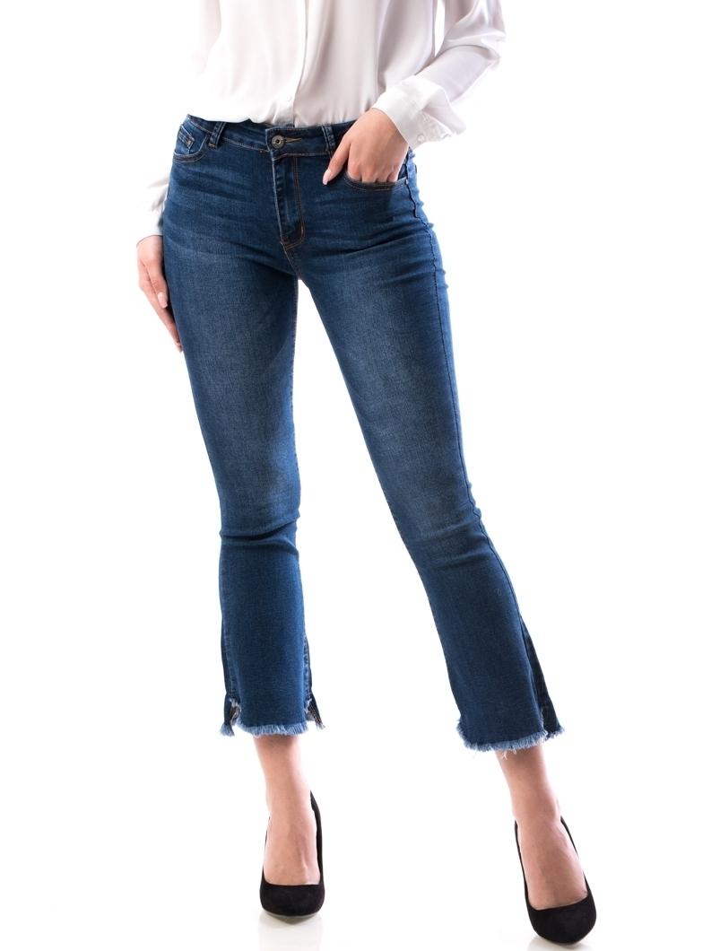Jeans Dama Jgh15 Bleumarin