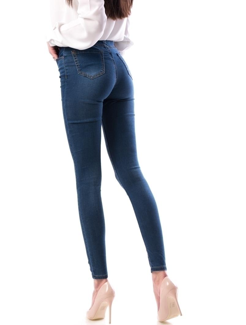 Jeans Dama PezSimple188 Bleumarin
