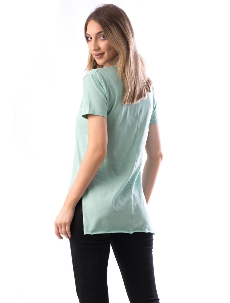Tricou Dama LadyTx192 Verde