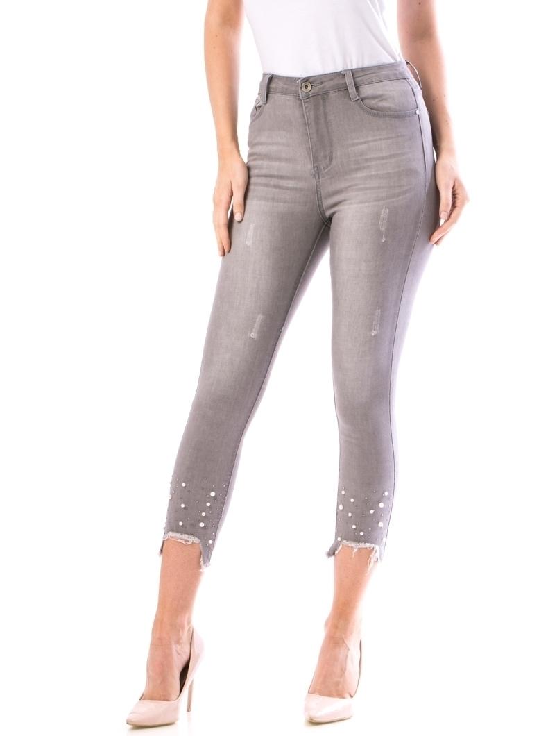 Jeans Dama MetryDown14 Gri