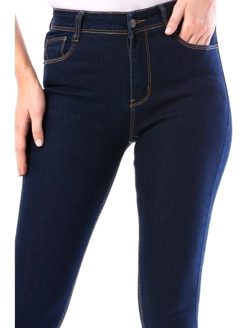 Jeans Dama DdSimple45 Albastru