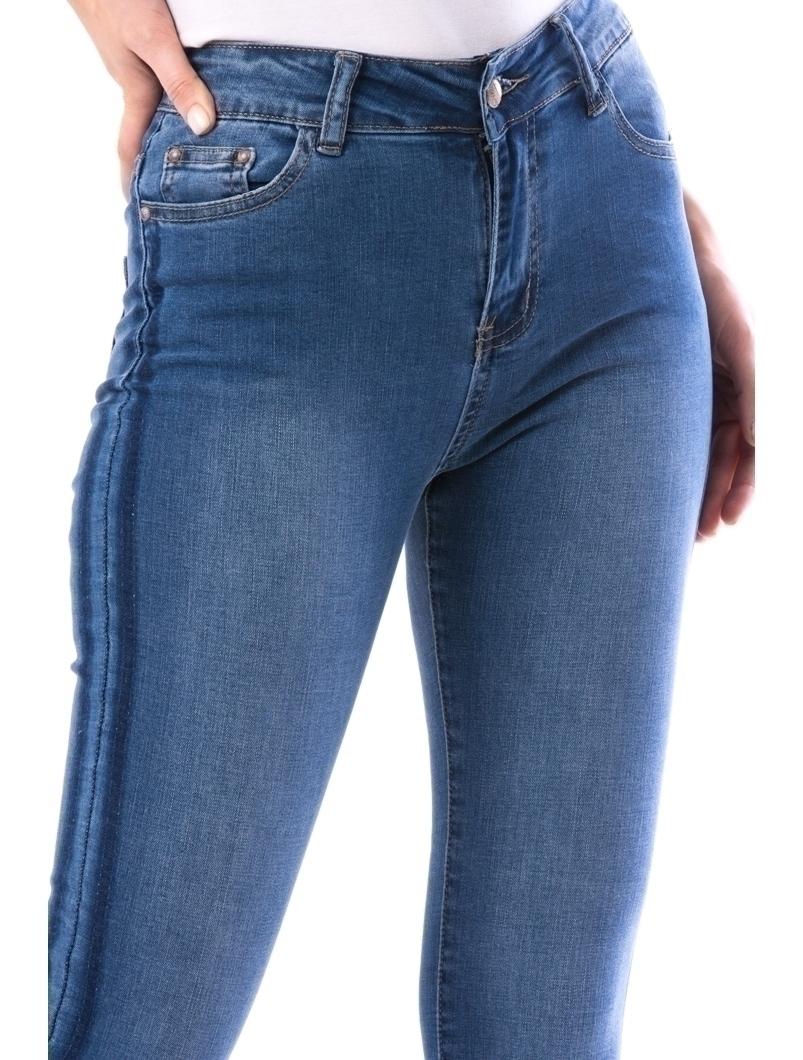 Jeans Dama Bgb10 Albastru