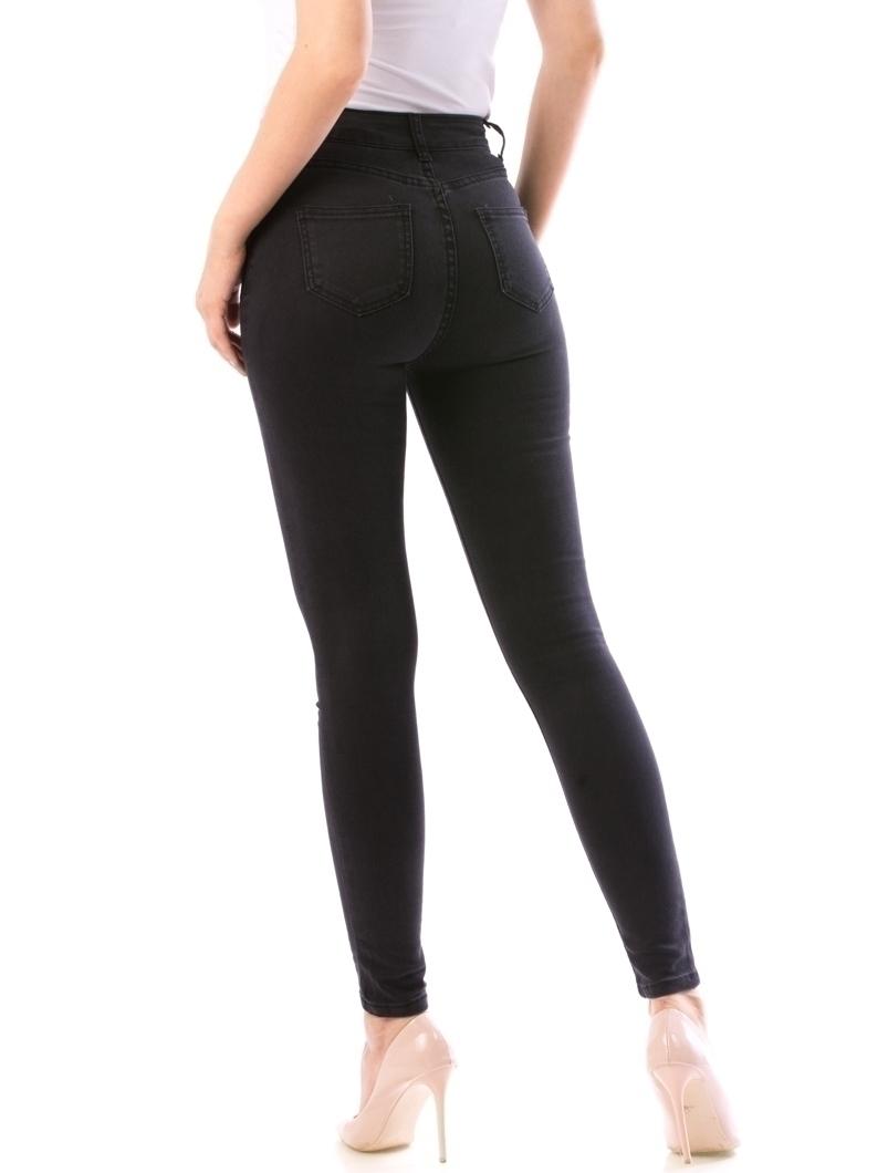 Jeans Dama Skynnytry16 Negru